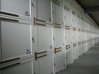 Opslagboxen